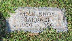 Alan Knox Gardner