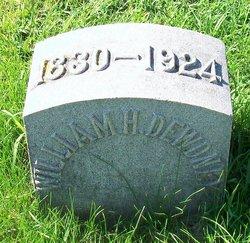 William H Dewdney