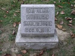 Ida Alma Hubbuch