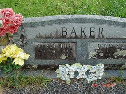 """Lonas """"Bill"""" Baker"""