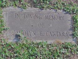 Carolyn Elizabeth <I>Chisholm</I> Cantara