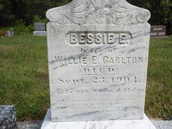 Bessie E <I>Eastman</I> Carleton