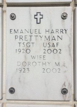 Dorothy M Prettyman