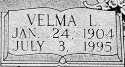 Velma Leona <I>Williams</I> Hawkins