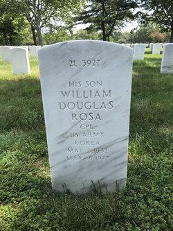 William Douglas Rosa