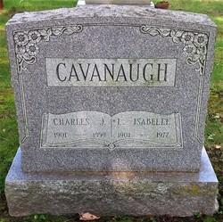 Isabelle Dodge <I>Brown</I> Cavanaugh