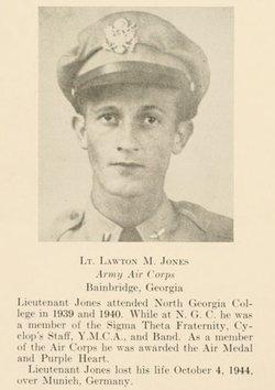Lawton McKinley Jones, Jr
