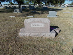 "Joseph Maple ""Joe"" Bowman"