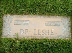 Stanley Leon DeLeshe