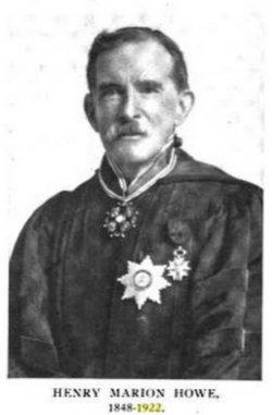 Henry Marion Howe