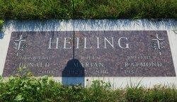 Marian Belle <I>Allan</I> Heiling