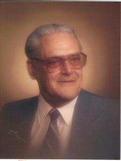 Joseph Frederick Sorrell