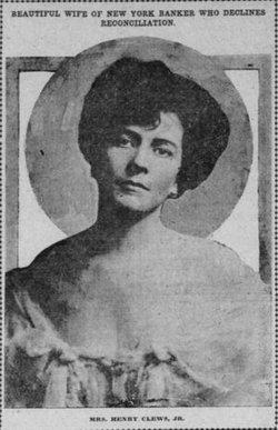 Louise Hollingsworth <I>Morris</I> Clews