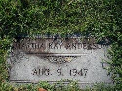 Martha Kay Anderson