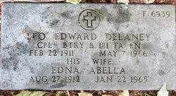 Leo Edward Delaney