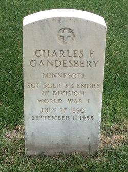 Charles F Gandesbery