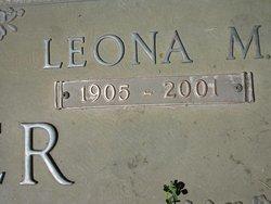 Leona M. <I>McMullen</I> Baker