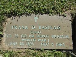Frank D Basinais