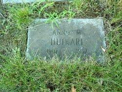 Annie M Huikari