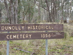 Dunolly Old Cemetery