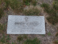 Dwight C Faust