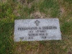 Ferdinand A Smeglin