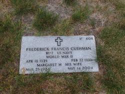 Frederick Francis Cushman