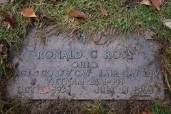 Sgt Ronald Carl Ross