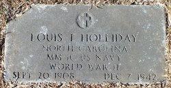 Louis Thomas Holliday
