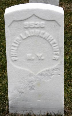 PVT Phillip Laubenheimer