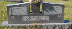 Kerth W Snyder