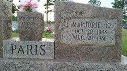 Marjorie C. Paris