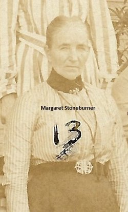 Margaret <I>Howard</I> Stoneburner