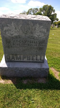 "John Thomas ""J.T. or Thomas"" Campbell"