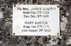 Mary <I>Lloyd</I> Austen