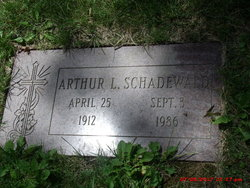 Arthur L. Schadewald