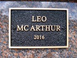 Leo macarthur