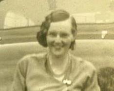 Edna Greta <I>Burtchell</I> Adams