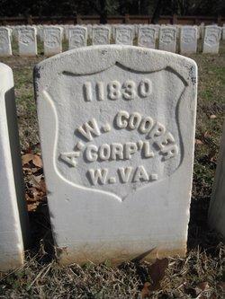 Adam W. Cooper