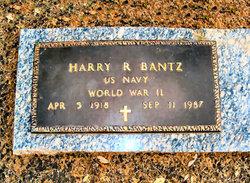 Harry Roland Bantz