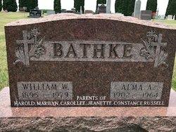 William W Bathke