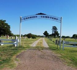 Cashion Cemetery