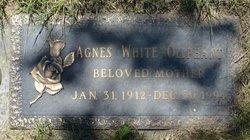 Agnes Marie <I>Wood</I> Oliphant