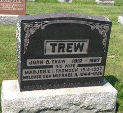 John B Trew