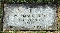 William A Price