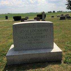 Mary A. <I>Averitt</I> Lockhart