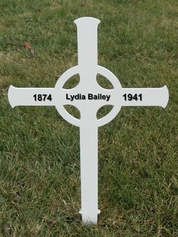 Lydia Pearl <I>Brobst</I> Bailey