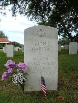 Ralph F Garcia