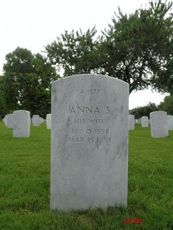 Anna S Hill
