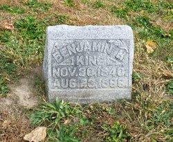 Benjamin Harrison King